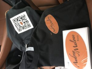 Conference T-shirts and stickers and lots more